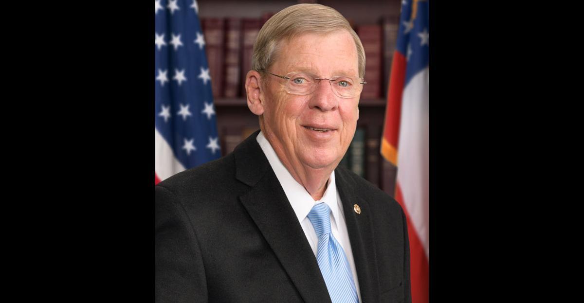 U.S. Senator Johnny Isakson, R-Ga.