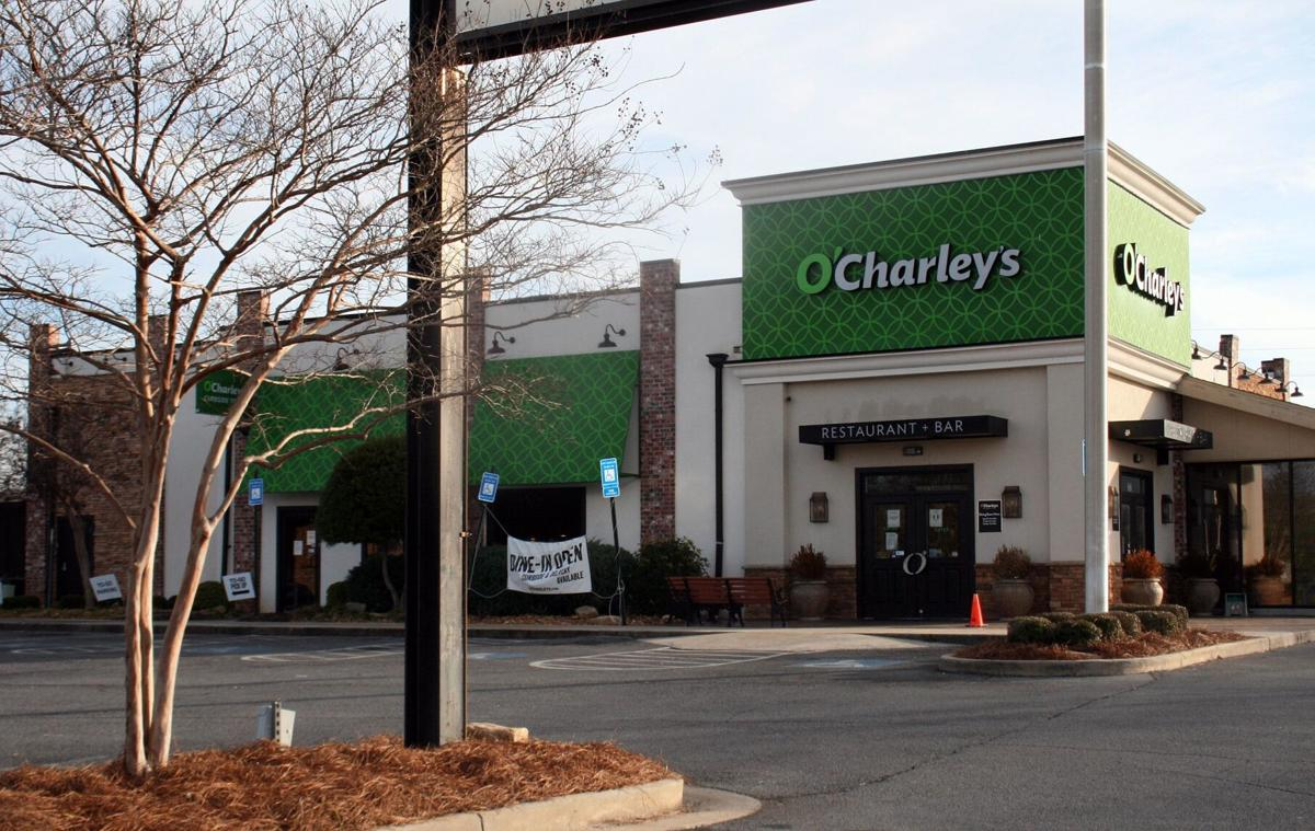 O'Charley's building included in sale