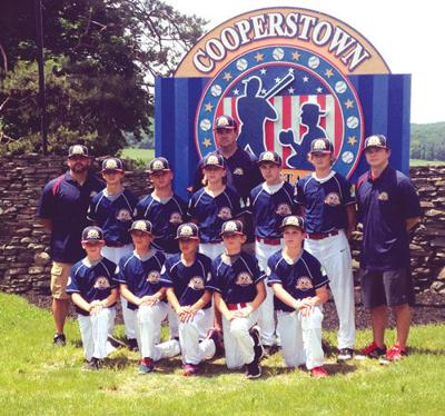 TYP Outlaws win Cooperstown Tournament