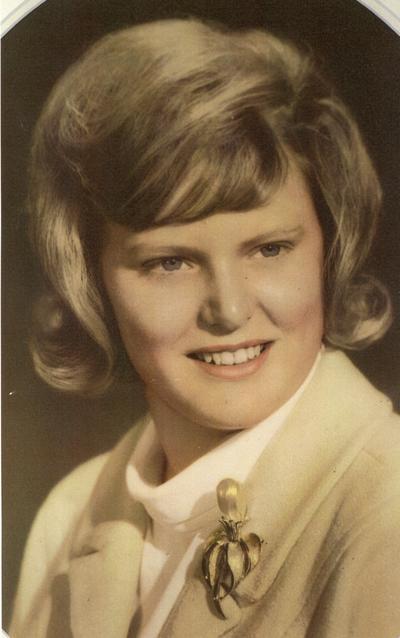 Lynda Olivia Phillips McKenzie