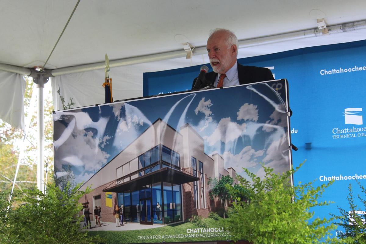 Chatt Tech Breaks Ground On 8 9 Million Manufacturing Facility Region Northwestgeorgianews Com