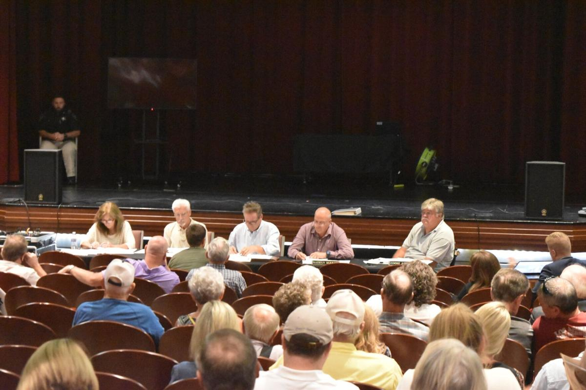 County zoning commission votes on proposed Evergreen Road poultry operation