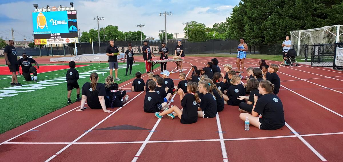 2021 Rome Track and Field Youth Camp