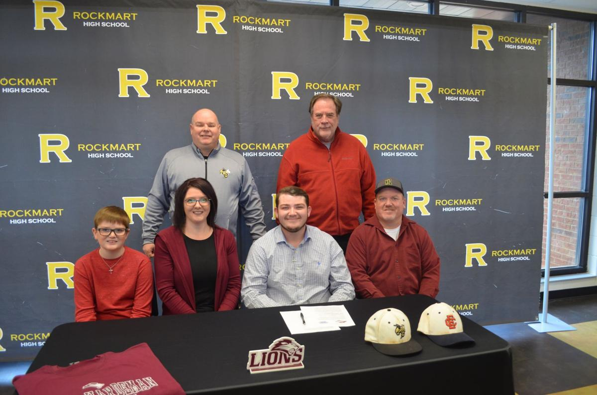 Watson signs with Freed-Hardeman University