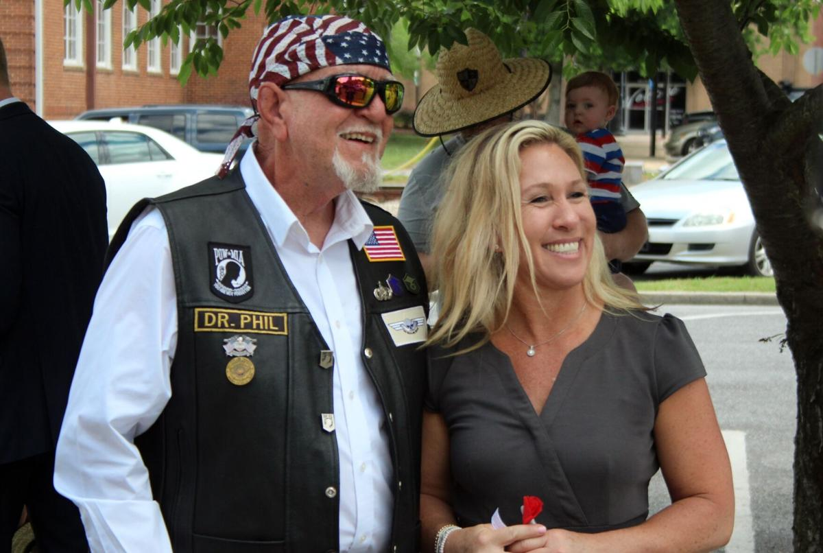 Fallen honored at Rockmart Memorial Day ceremony