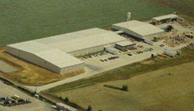 North American Container's Adairsville facility
