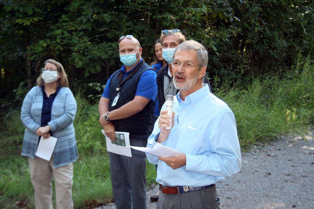 Ribbon cutting officially opens Mt. Berry Trail