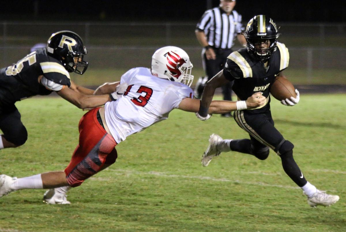 Rockmart rolls to 68-7 blowout win over Sonoraville