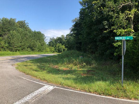 Hackett Road