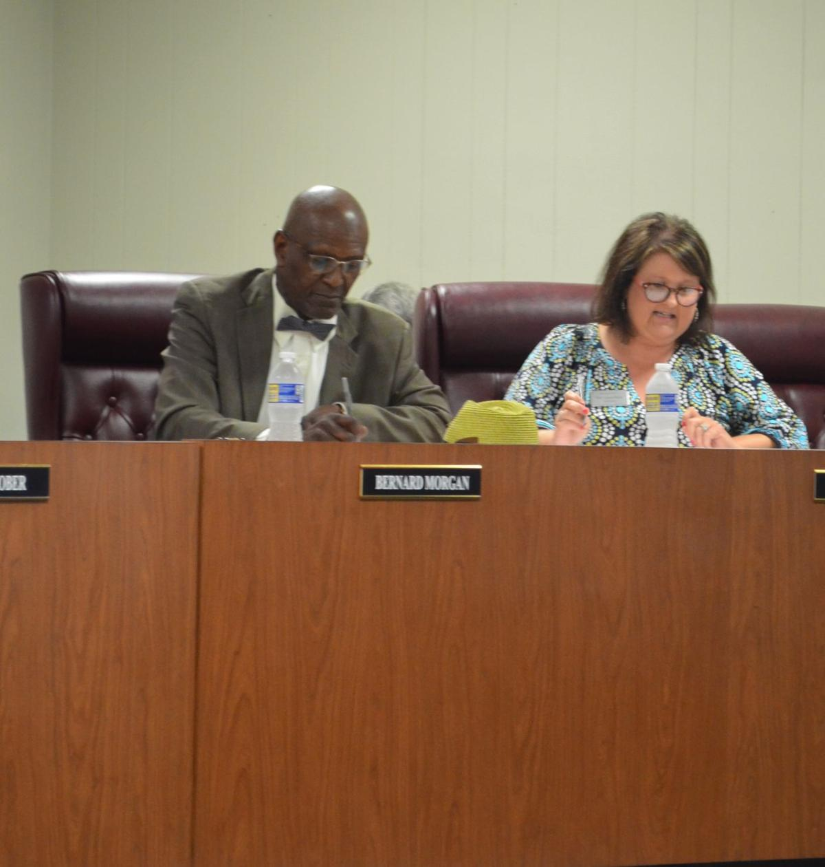 Polk County Board of Education - April 2019 meeting