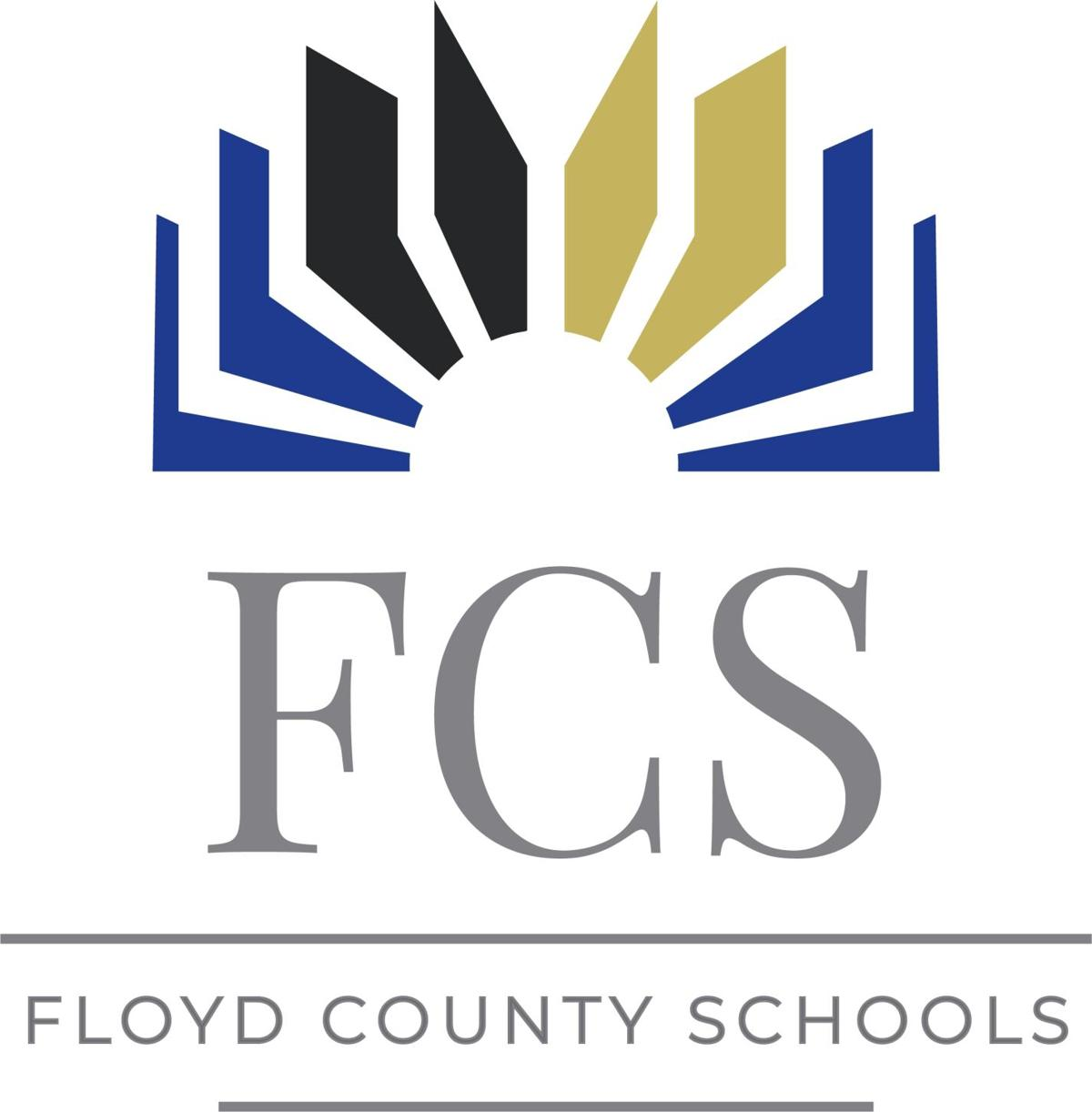 Floyd County Schools logo