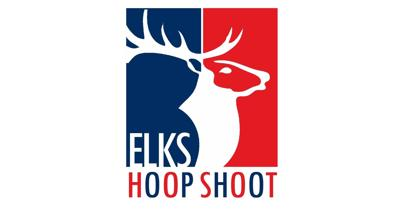 Elks-Hoop-Shoot Logo