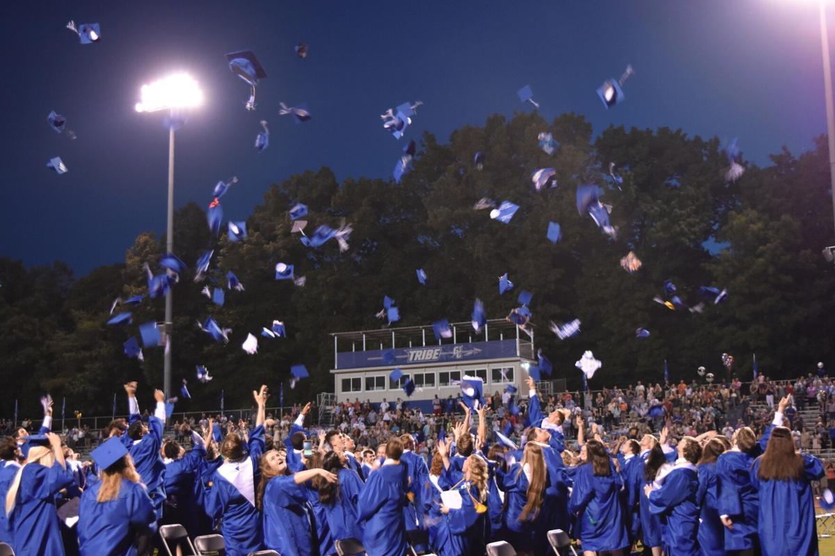 Gordon Central 2021 graduation ceremony
