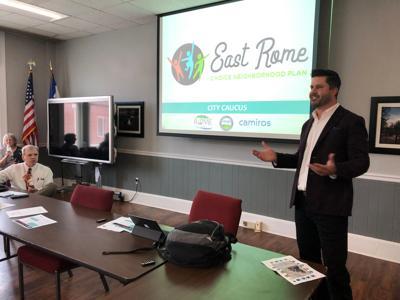 RCC hears Choice Neighborhoods plan for East Rome