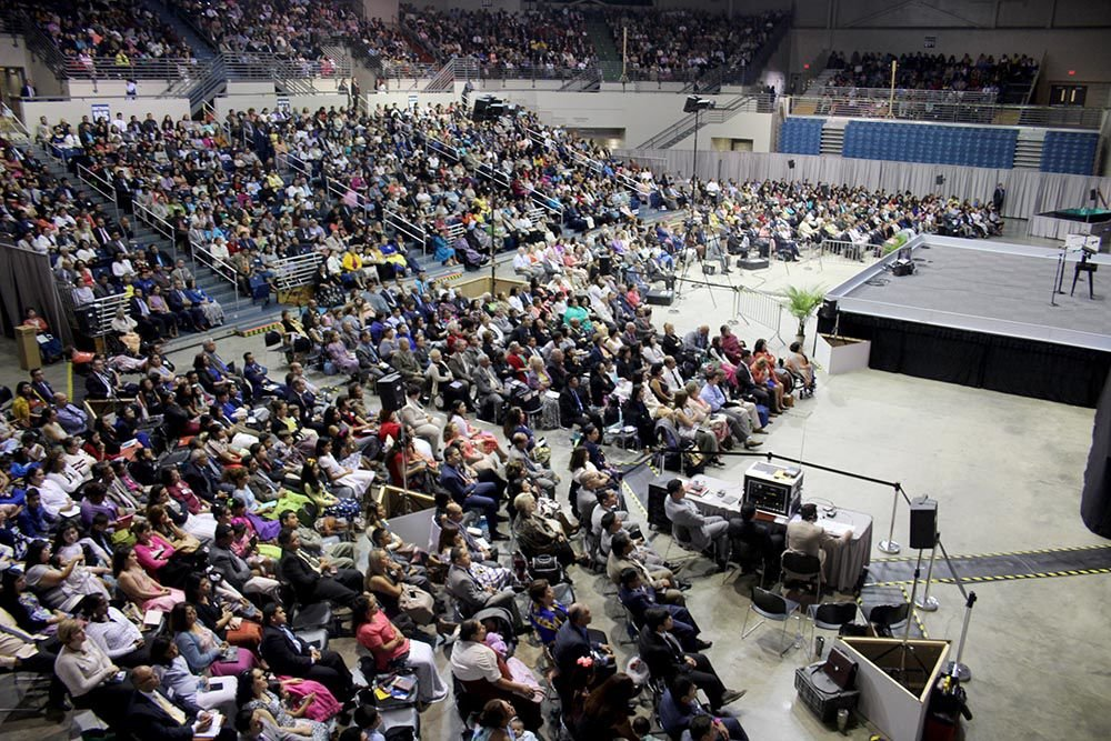 Jehovah's Witnesses Convention - file