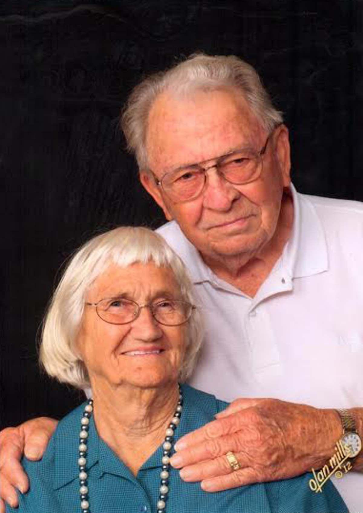 Betty and John Young