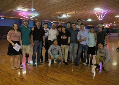 CHS Wrestling Team holds banquet at Fun Wheels