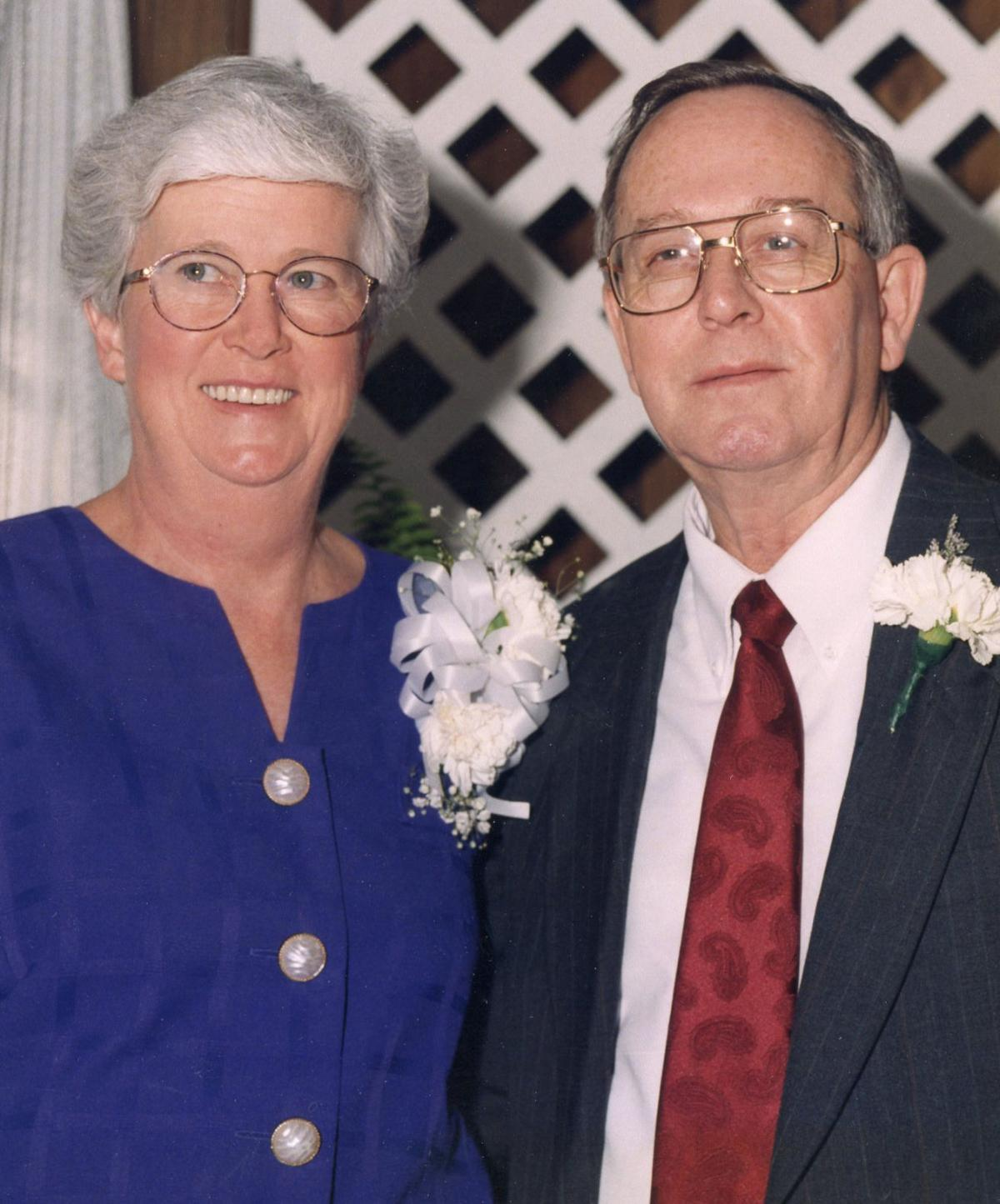 Peggy and Ed Burnley