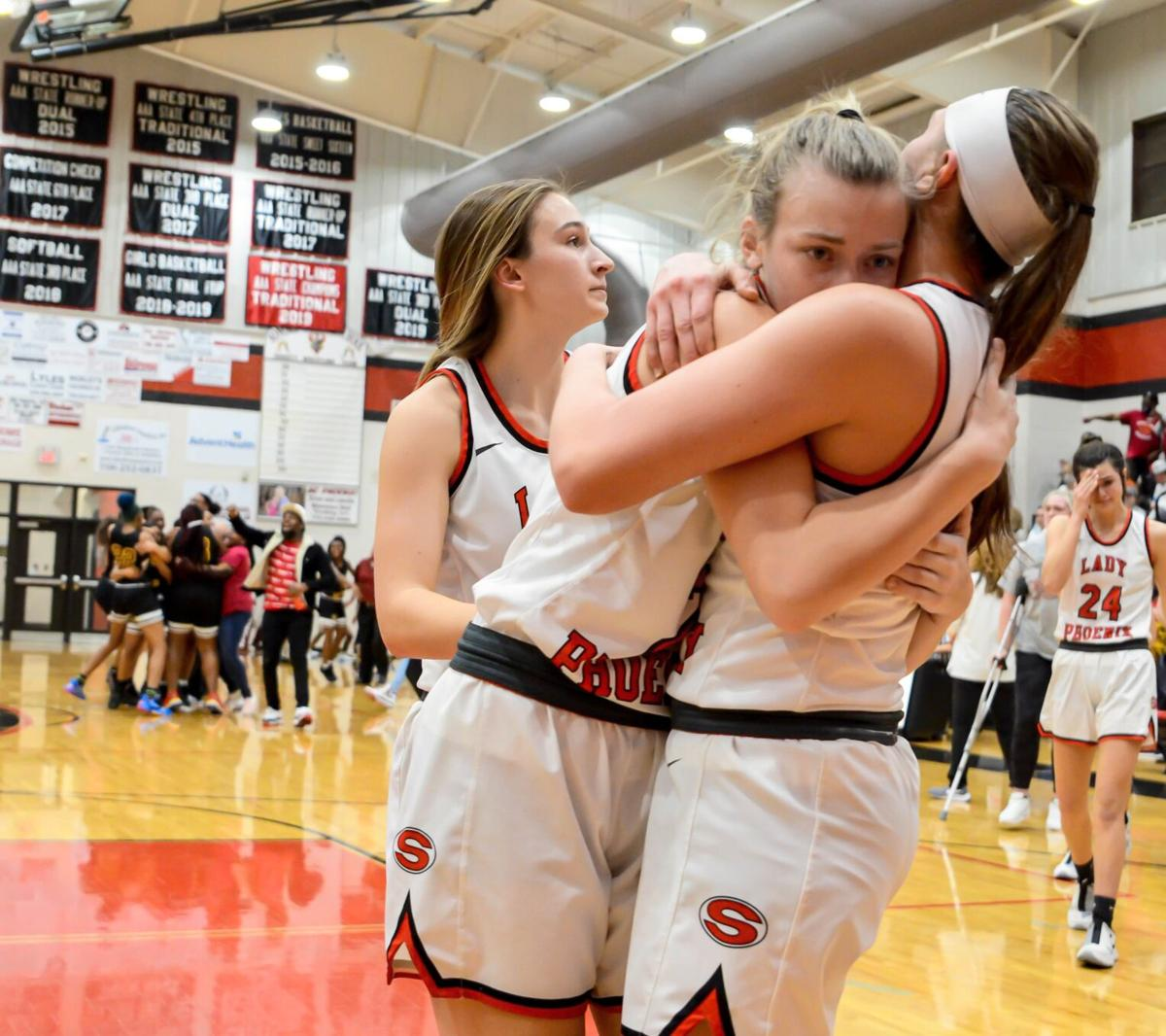 Sonoraville sees lead slip away in fourth quarter as special season ends in Elite Eight