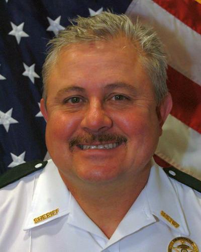 Floyd County Sheriff Tim Burkhalter