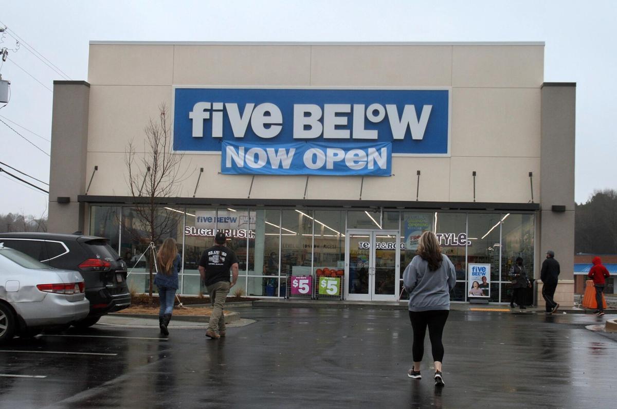 East Bend Five Below