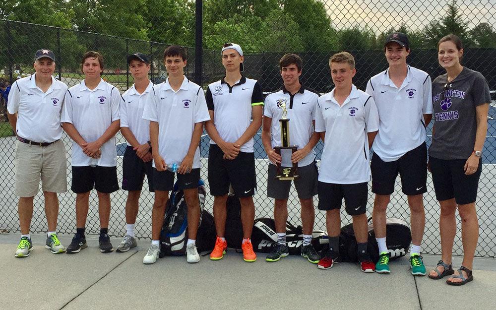 Darlington boys tennis