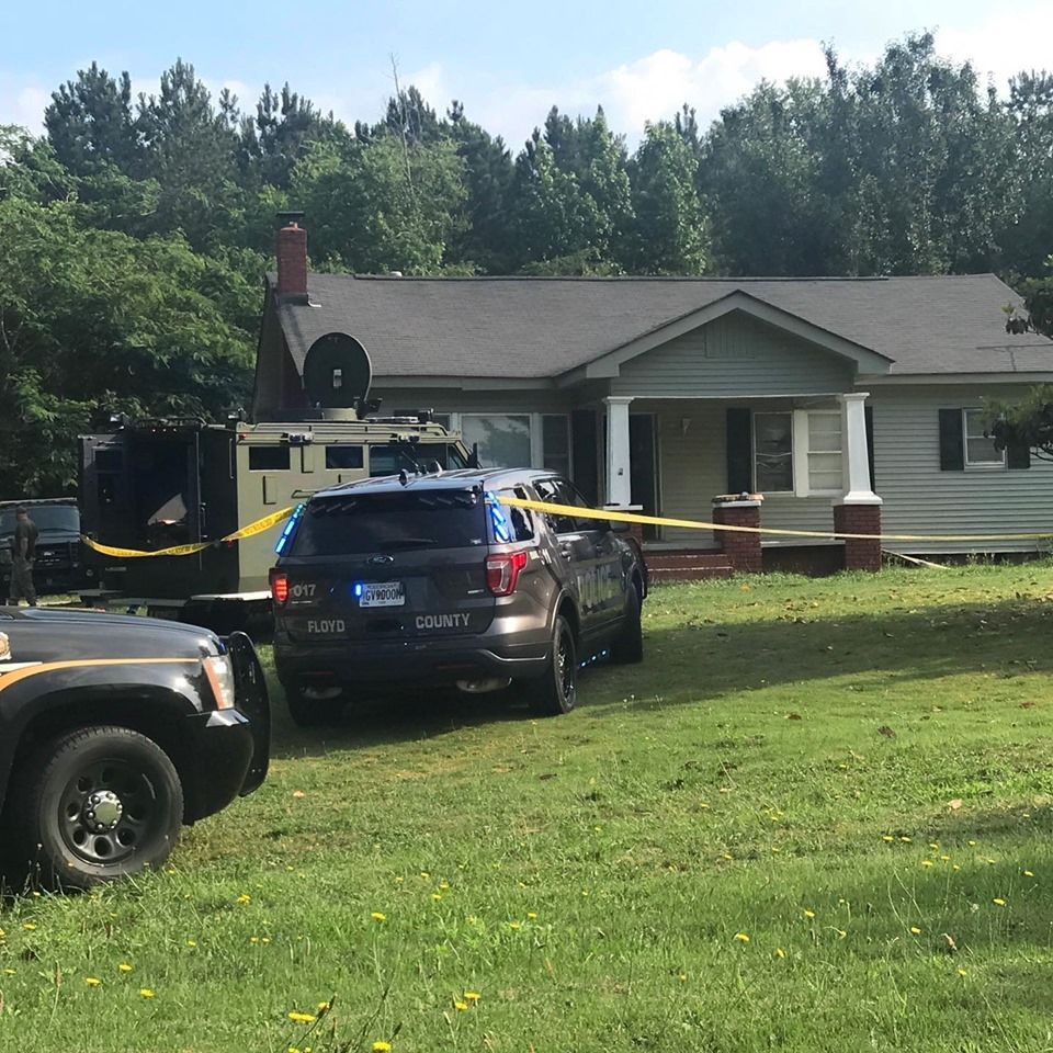GBI called in to investigate officer involved shooting on Kingston Highway