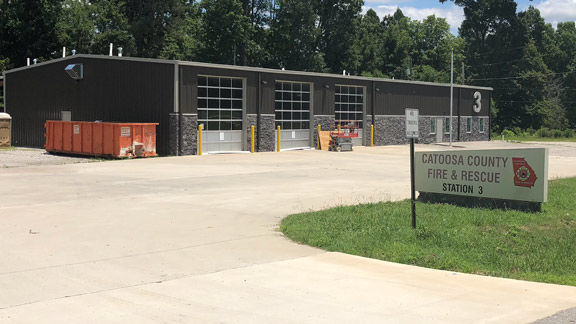Catoosa County Fire Station 3