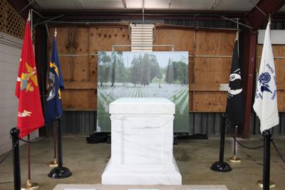Tomb of the Unknown Soldier replica