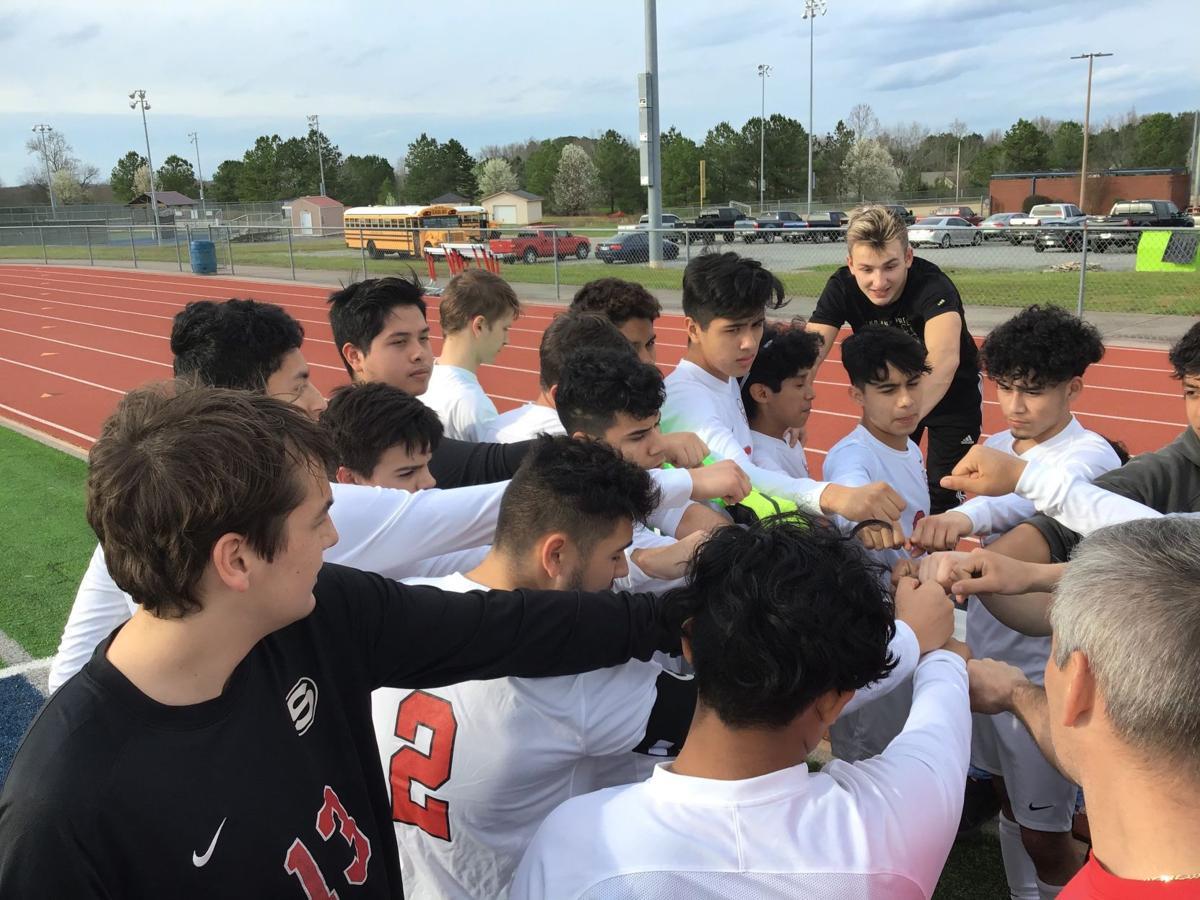 Sonoraville Phoenix Soccer 2020