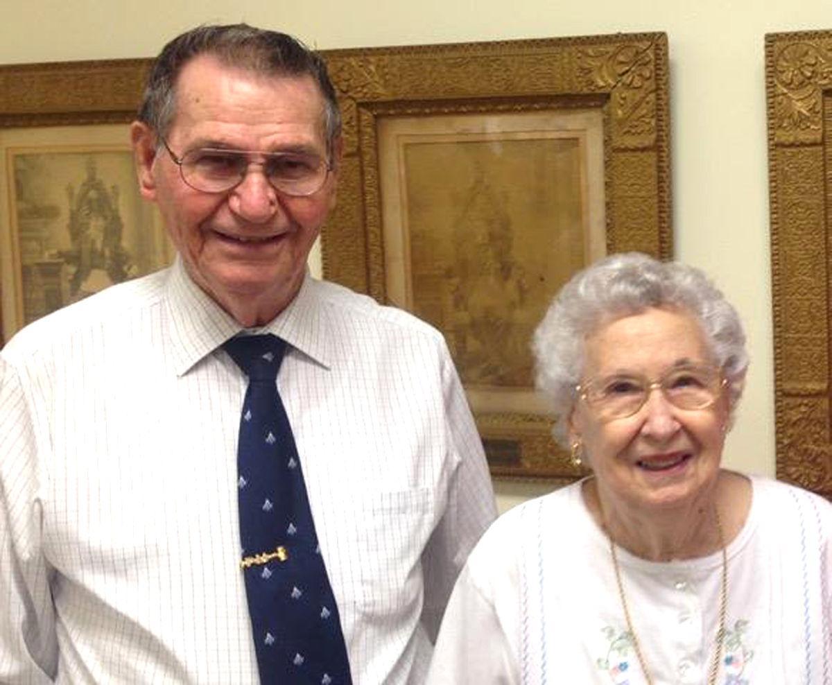 Roy and Mary Gilreath