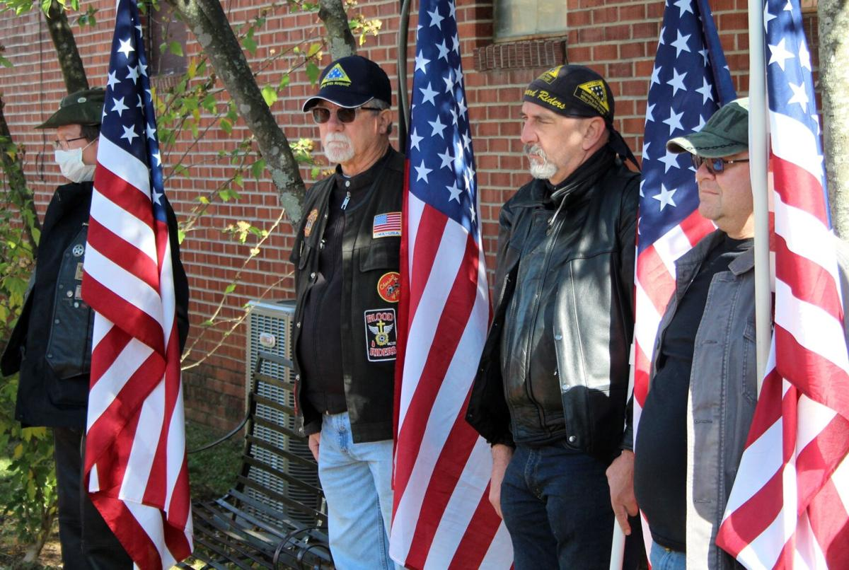 Flag delivered to family of Cedartown native