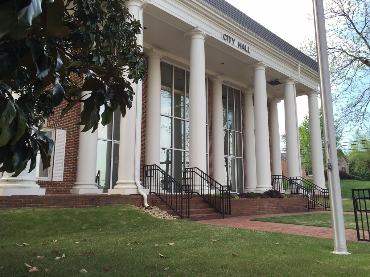 Calhoun City Council