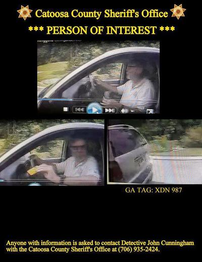 Person of Interest flyer