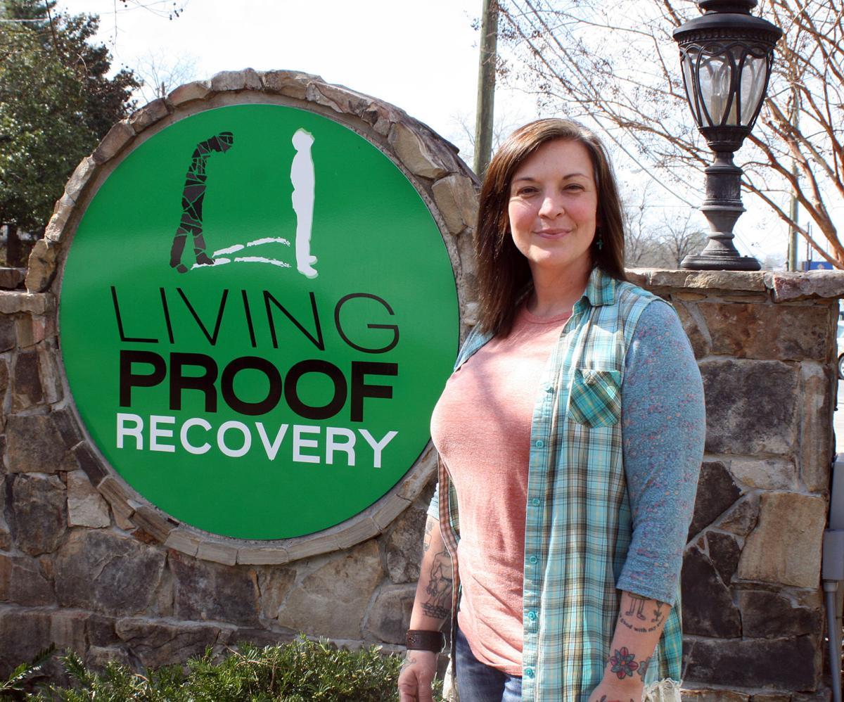 LivingProof Recovery: Claudia Hamilton
