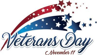 Veterans Day logo generic