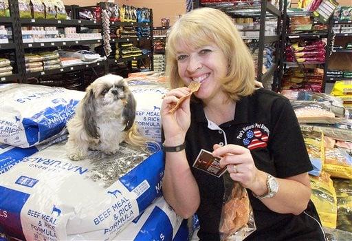 Pet Food Eater