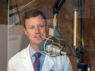 Hamilton Health Care System offers podcasts, radio show