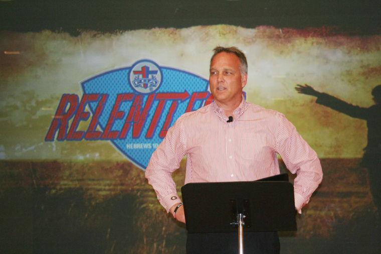 UGA head football coach Mark Richt