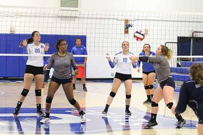 VOLLEYBALL: Georgia Northwestern at Covenant College