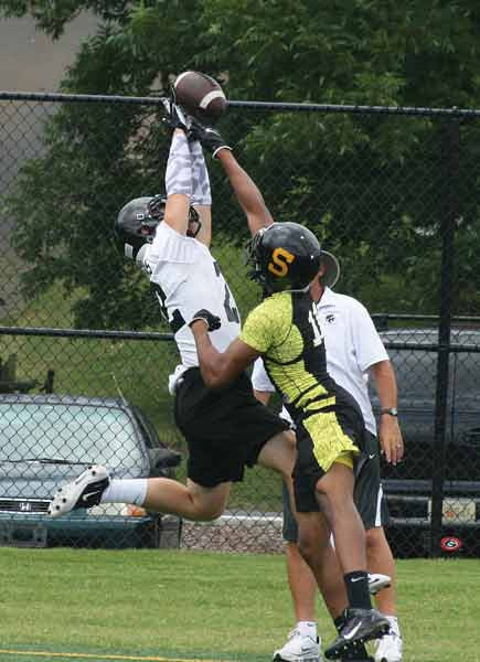 FOOTBALL: Ridgeland gains 'invaluable experience' at Southeastern 7-on-7