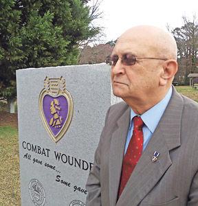 Army veteran Daryl Brooks