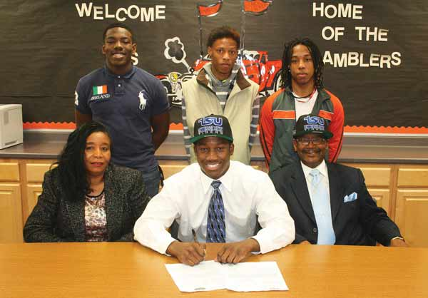 TRACK: Winston Tramble now a TSU Track Tiger