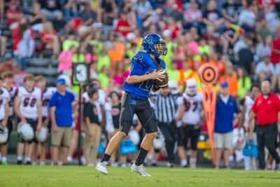 Model quarterback Landon Cantrell vs. Sonoraville