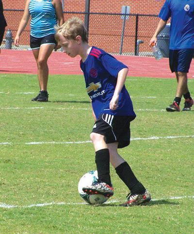 Calhoun Soccer Camp