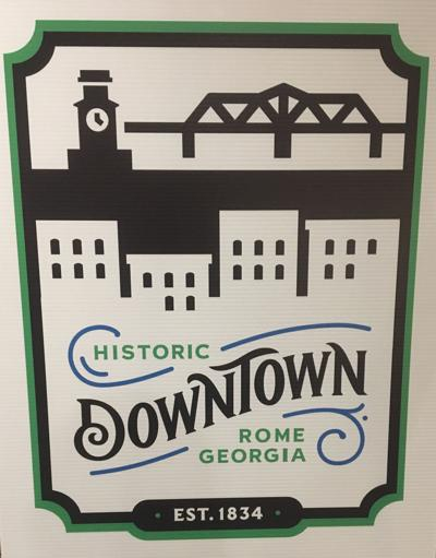 New downtown logo unveiled