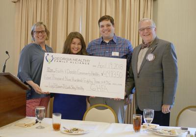 Faith and Deeds receives almost $5,000 grant funding