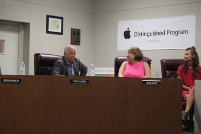 Board hires Laurie Atkins as new superintendent