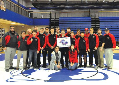 Sonoraville wins Area 3-AAA Traditional Tournament