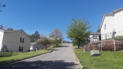 Stonehaven Falls apartment complex